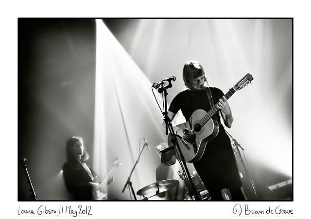Laura Gibson @ Les Nuits Botanique, 11 May 2012