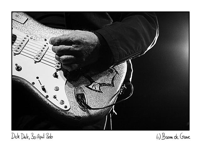 Dick Dale @ 4AD, 30 April 2010